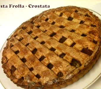 Dil Pasand / Dil Kush Indian twist to Pasta Frolla – Crostata