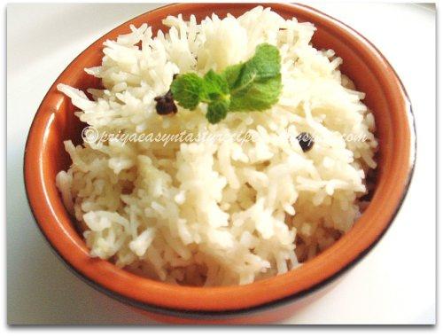 Jeyashri S Kitchen Ghee Rice