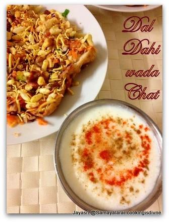 Dal Dahi Vada Chat