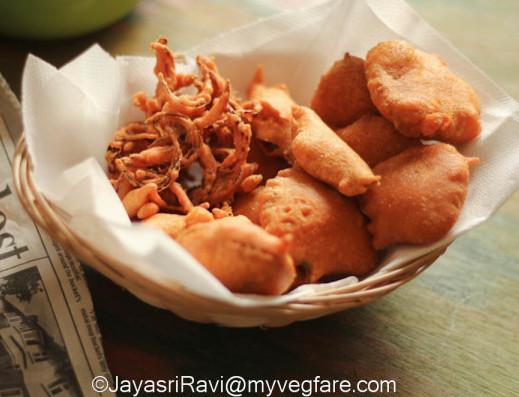 Chilli Bhajji