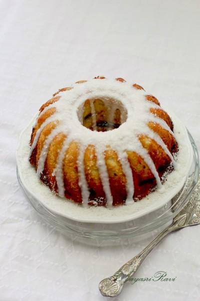 gluten free dairy free Coconut flour pineapple cake