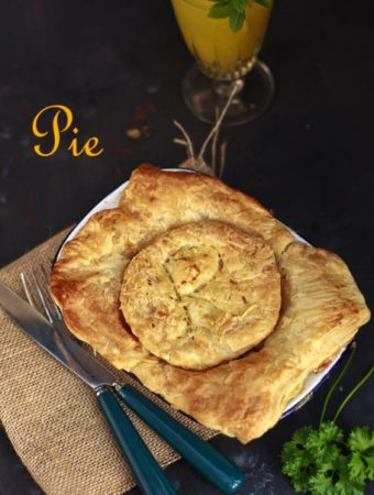Pie with Mixed Vegetables and Hulled Hemp seeds – A Review for Indigo Herbs