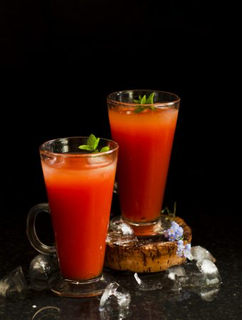 Tomato Juice – A simple Drink