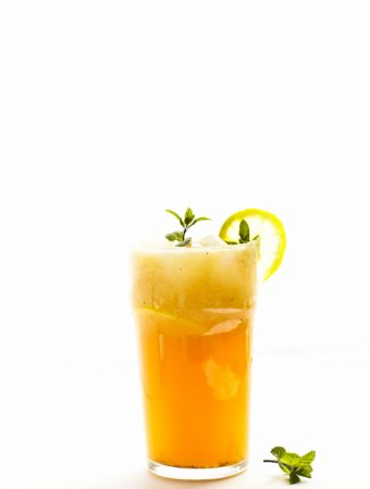 Musk / Honey Dew Melon ( Galia / Kharbooza / Canteloupe ) #Drink OR Make a #salad!