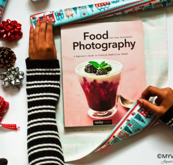 Food photography - Book Review