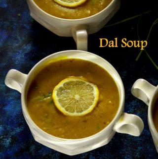 Dal Soup, Mung Dal soup, Moong dal soup
