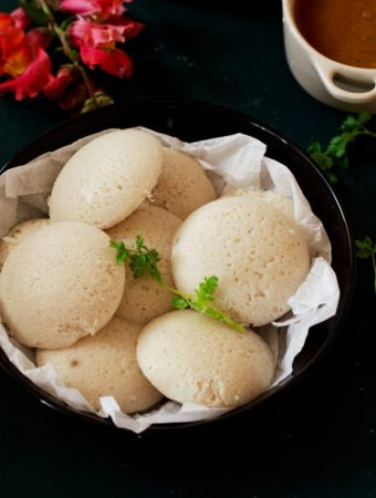 Millet recipes, south Indian Idli