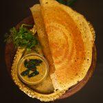 Proso Millet and Green gram Dosa / Idli
